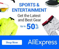 Sports and Entertainment Up To 50% Off
