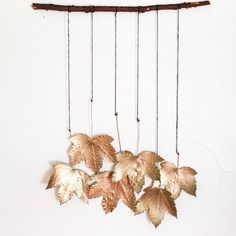 branches with leaves decor