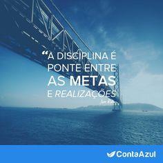 A disciplina nos estudos. #inspirational #motivação