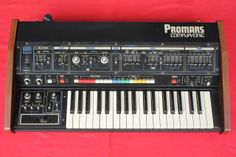 MATRIXSYNTH: Roland MRS2 Promars Vintage Synthesizer SN 092124