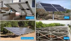 Here's a complete guide to solar racking types with the list of top manufacturers.