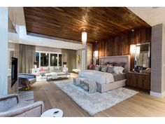 Bryan Baeumler's new master bedroom featured on House of Bryan: In the Sticks