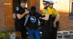 """Suspect dies after Baltimore cops break his spine in 'brutal' police beating. He had to undergo a double surgery on three broken vertebrae and an injured voice box after he was released by the police. He died after days of remaining in a coma. The 27-year old was arrested for an undisclosed violation. The police said that he was restrained on the ground by an officer during the arrest, but appeared to be fine. Cell phone video shows the arresting officers used force that seems """"brutal."""""""