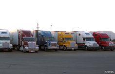 Obama quiere mejorar eficiencia de camiones