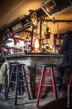 A Fondue Cafe in Aspen, Colorado