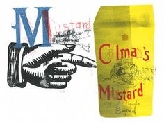 M is for Mustard by Chloe Cheese