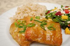Salmon is one of my favorite fish and it does so well with various marinades. This time around, I gave this marinade recipe for Asian Salm...
