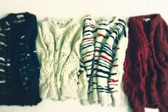 IRO Sweaters, available now @ Flip