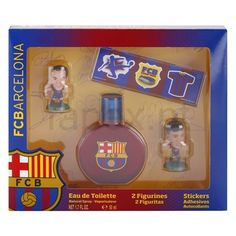 EP Line FC Barcelona coffret I. Neymar and Iniesta Bubbleheads