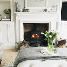 Built In Bookcase Fireplace . Elegant Built In Bookcase Fireplace . Living Room Makeover the Hoppy Home Living Room With Fireplace, New Living Room, Living Room Modern, Living Room Designs, Living Room Decor, Small Living, Living Area, Living Spaces, Diy 2019