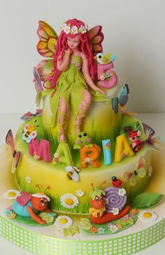 Fairy cake by viorica's cakes