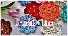 Katia Ribeiro Moda & Decoração Handmade: Blog Crochê On Line - Novo Nome e Novo Visual !!