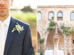 Wedding in Provence : Chateau Sainte Roseline. Photo by Reego Photographie