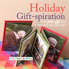 Get inspired this holiday season with photo gifts and goodies from Mpix!