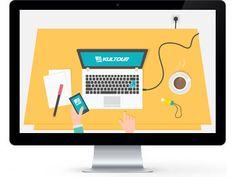 KULTOUR.ASIA #Branding #WebDesign