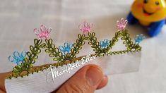Üçgen Aşk Merdiveni Modelinin Anlatımlı Yapılışı Knit Shoes, Crochet Borders, Needle Lace, Lace Making, Bargello, Sweater Design, Knitted Shawls, Knitting Socks, Crochet Flowers