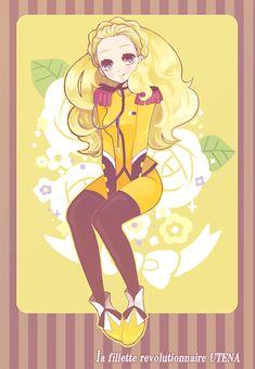 Fan Anime, Anime Manga, Anime Art, Revolutionary Girl Utena, Yuri Anime, Girls Series, Female Character Design, Nanami, Neon Genesis Evangelion