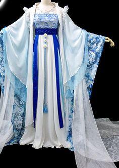 Chinese Women Royal Hanbok Kimono Stage Opera Costume Dresses Costume Ancient…