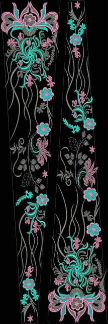 Embroidery Designs: Bekal31-B