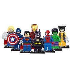 He-man Set Of 6 Mini 2 Packs  Castle Grayskull C-N-C Masters Of The Universe