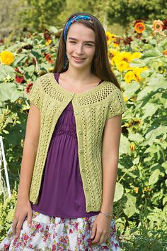Ravelry: Delilah pattern by Susan Mills