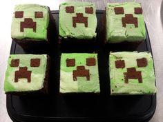 Minecraft Mud Cakes