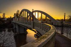 Long Exposure, Sydney Harbour Bridge, Hamilton, New Zealand, Sunrise, Travel, Viajes, Destinations, Traveling