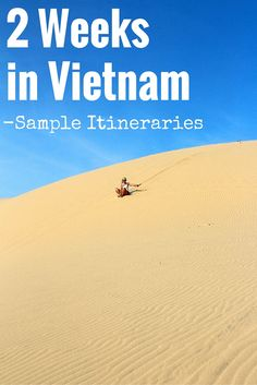 2 Weeks in Vietnam: Sample Itineraries - FreeYourMindTravel