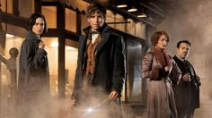 """""""Our story begins in 1926 New York, where Newt Scamander – a """"magizoologist"""" and former Hogwarts student (Eddie Redmayne) has just arrived with a suitcase full of magical beasts in tow...."""" #fantasticbeastsandwheretofindthem #moviereview #jkrowling #eddieredmayne #harrypotter #katherinewaterston #colinfarrell #johnnydepp https://ps4pro.eu/2016/11/17/fantastic-beasts-and-where-to-find-them-its-a-kind-of-j-k-rowling-magic/"""