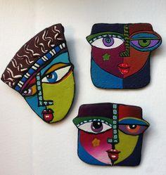From Sandra Silberzweig to Polymer Clay