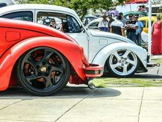 VW Bug - With Porsche Fuchs