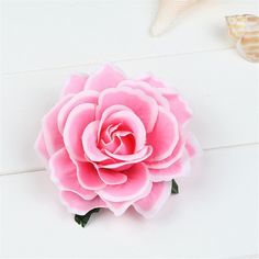 Excited to share the latest addition to my shop: Rockabilly Pink Rose Hair Clip/Brooch Rose Hair Clip, Flower Hair Clips, Pink Roses, Pink Flowers, Rockabilly Fashion, Rockabilly Style, Retro Hairstyles, Adulting, Pink Hair