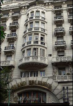 EL ATENEO GRAND SPLENDID (Bookstore), Avenida Santa Fe, Buenos Aires (I) | Flickr: Intercambio de fotos