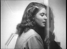 Ingrid Bergman as Alicia Huberman