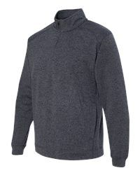 J. America 8614 - Cosmic Fleece 1/4 Zip Pullover Sweatshirt - Wholesale and Bulk Pricing Available