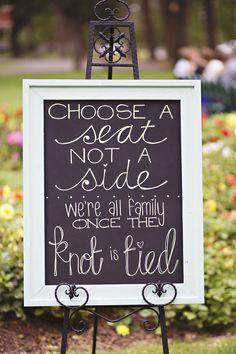 Love These Wedding Signs! 10 Most Darling DIY Wedding Signs from Wedding Ceremony Ideas, Cute Wedding Ideas, Wedding Goals, Perfect Wedding, Fall Wedding, Rustic Wedding, Wedding Planning, Dream Wedding, Wedding Inspiration