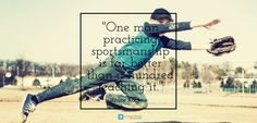"""""""One man practicing sportsmanship is far better than a hundred teaching it."""" - Knute Rockne It goes without saying, but I'll say it again anyway: youth sports is out of control. In my 13+ years of coaching & watching, I've… -seen a 12yo pitcher look back at his father in fear after every single pitch; -broken up an escalating fight between a 7th grade basketball coach and an opposing parent; -heard a father brag to me, out loud, that his son played 48 weekends of baseball the previous ye..."""