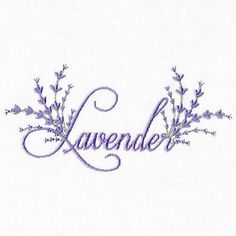 Get over 200 Free Embroidery Designs below! - Embroider This Lavender Cottage, Lavender Green, French Lavender, Lavender Fields, Lavender Flowers, Purple Flowers, Art Flowers, Malva, All Things Purple