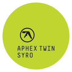 "Mercury Prize 2015 nominee: ""Syro"" by Aphex Twin - http://letsloop.com/artist/aphex-twin/syro #mercuryprize #music"