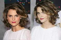 Curto em cabelo ondulado  #shorthair #cabeloscurtos #hairstyle #hair #cabelos #mulheres #cortesdecabelocurto #shorthaircut