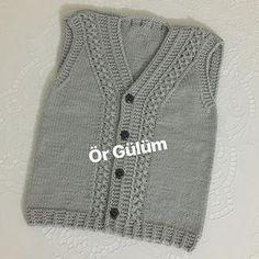 Chanel Jacket, Teen Kids, Royal Brides, Baby Vest, Vest Pattern, Knit Vest, Sweater Design, Knitting For Kids, Crochet Baby