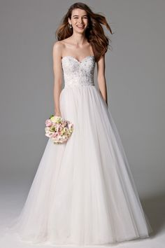 Sheridan 8019B   Brides   Watters