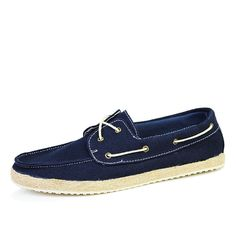 2b4fdce2e2638 Aliexpress.com   Buy Classic Designer Sperry Men Footwear Fashion Lace Up  Boat Shoes Mens Sapatenis Size 39 to 44 Light Blue Yellow Gray from  Reliable shoe ...