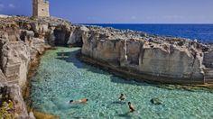 Marina Serra, Apulia | most beautiful natural pools of Italy
