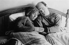 Fargo - I have always loved this couple...just very loving in real-life ways