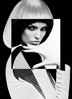 High Contrast: Fashion Photography by Chris Nicholls