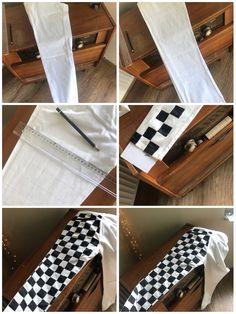 Checker Pant Tutorial