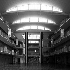arne jacobsen, aarhus town hall 1937-1942