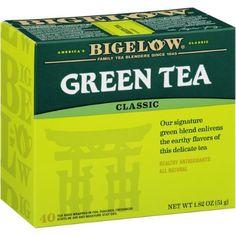 Bigelow Green Tea, 40 Ct