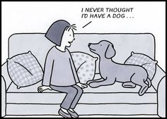 From today's Dog In Charge comic strip  Monday March 19, 2012
